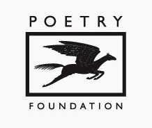 Poetry Foundation Logo Black